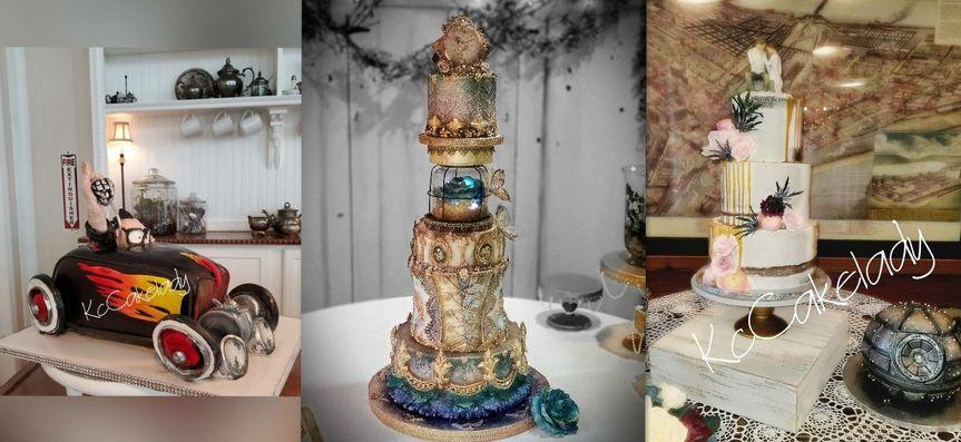 Buttercream Wedding Cakes mini