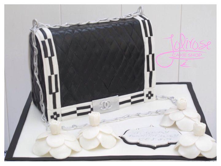 Tmx 1403631919263 Img5757 Valley Cottage wedding cake