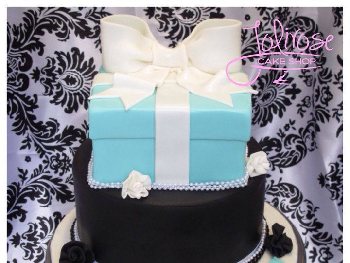 Tmx 1403632800429 Img5182 Valley Cottage wedding cake