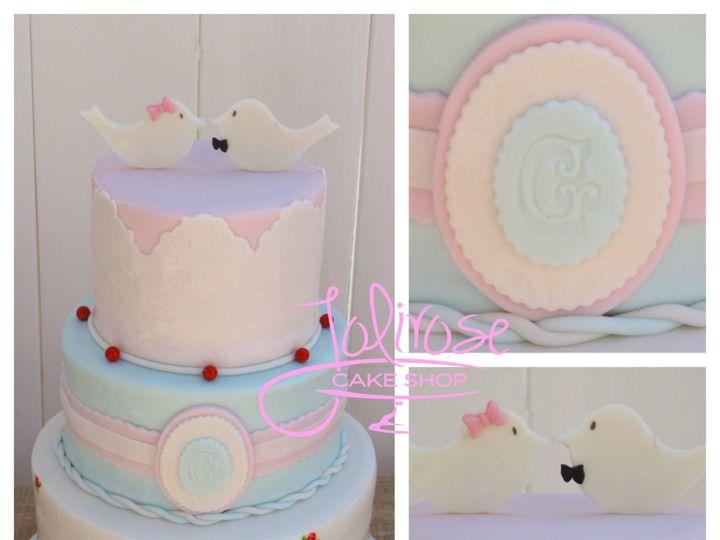 Tmx 1403632866515 Img5380 Valley Cottage wedding cake
