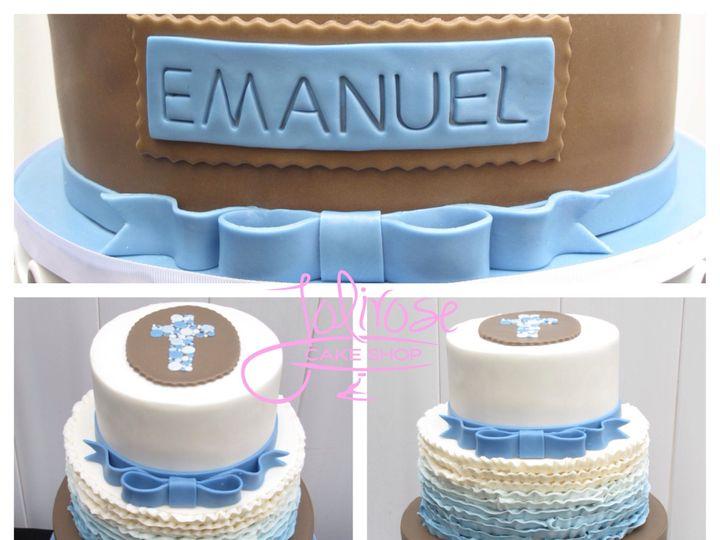 Tmx 1403632884719 Img5195 Valley Cottage wedding cake