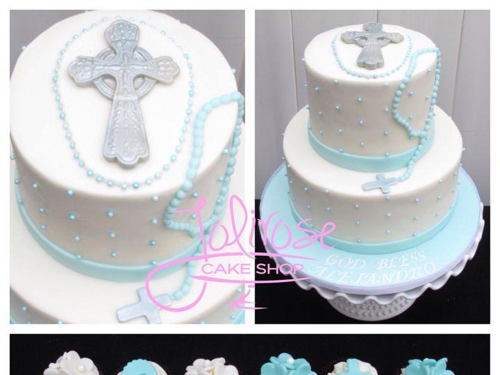 Tmx 1403632899882 Img5192 Valley Cottage wedding cake