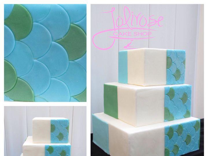Tmx 1403633448745 Img4703 Valley Cottage wedding cake