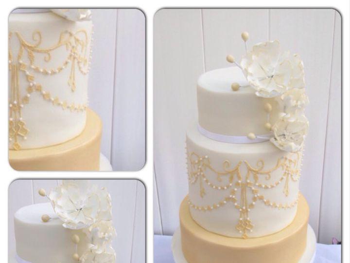 Tmx 1403633455947 Img4173 Valley Cottage wedding cake