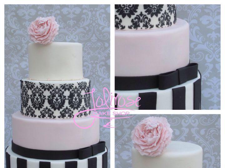 Tmx 1403633481397 Img4716 Valley Cottage wedding cake