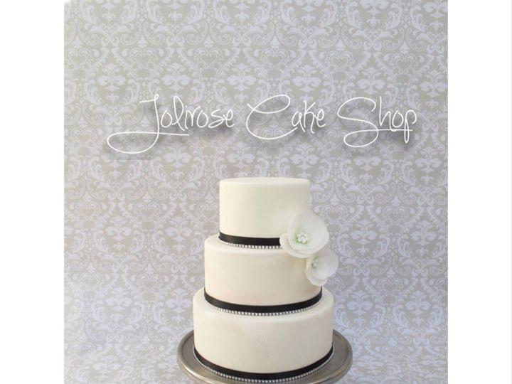 Tmx 1403633500547 Img4006 Valley Cottage wedding cake