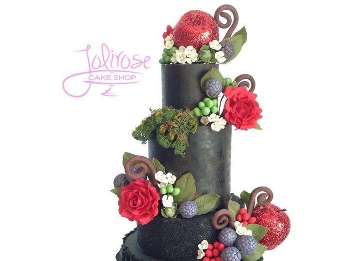 Tmx 1420688774541 108681067526094514616637438102055149608110n Valley Cottage wedding cake