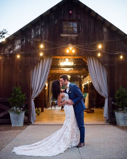 Elegant Barn Wedding