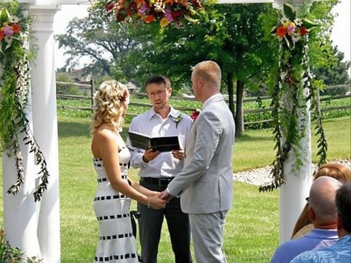 Tmx 1320281160648 Katiewedding6 Auburn Hills wedding officiant