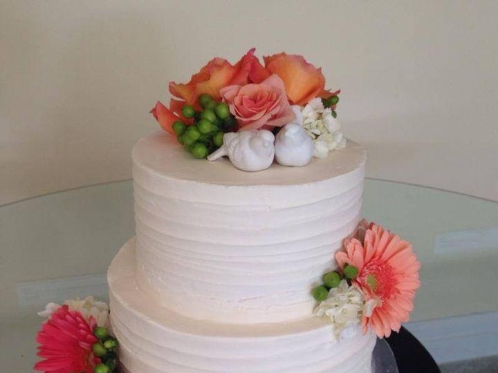 Tmx 1509063452239 Fa4e76b0 D25f 4581 B79b Da704577d75e Schuylerville, New York wedding cake