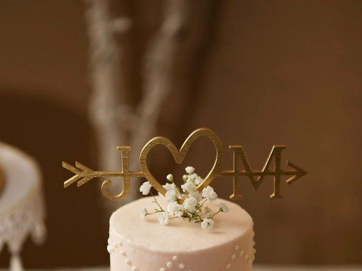 Tmx 1509063614127 B7058308 E71a 4b46 89b1 C18fac520df1 Schuylerville, New York wedding cake