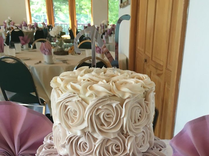 Tmx 1509063750848 C799821c 4fc2 4b37 931e E5ef01d4dca9 Schuylerville, New York wedding cake