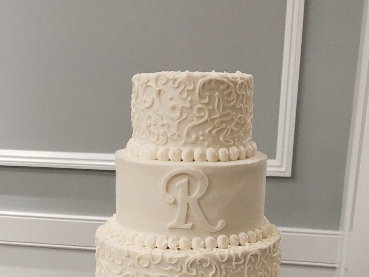 Tmx 1509063761943 756244f1 596a 4bc6 8d37 232ee94d4d44 Schuylerville, New York wedding cake