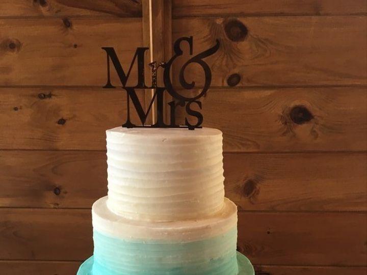 Tmx 1510600835435 800x8001509063592918 70c966cd B198 4d9a 9933 2429c Schuylerville, New York wedding cake