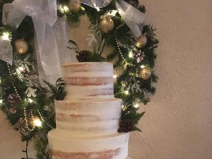 Tmx 1510600857630 800x8001509064073771 Adae29a4 7ff4 4404 Bd31 80afd Schuylerville, New York wedding cake