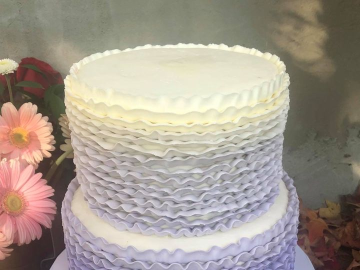 Tmx Purple 51 410491 160996836529088 Schuylerville, NY wedding cake