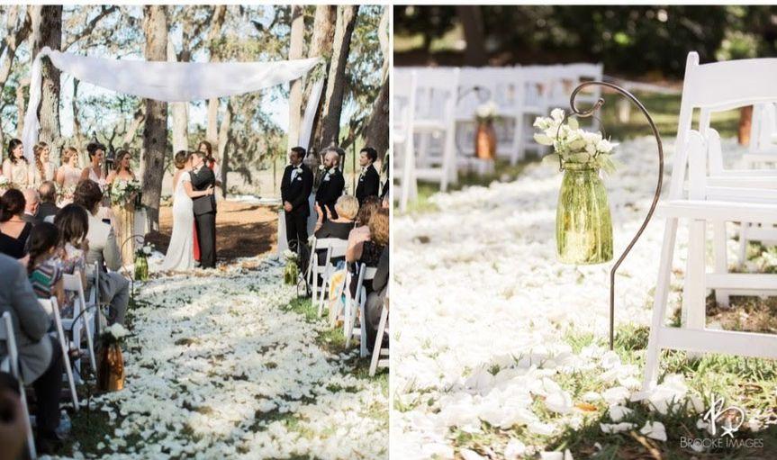 Horse Farm turned wedding beauty!