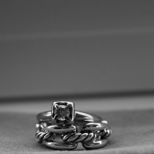 With this ring.....