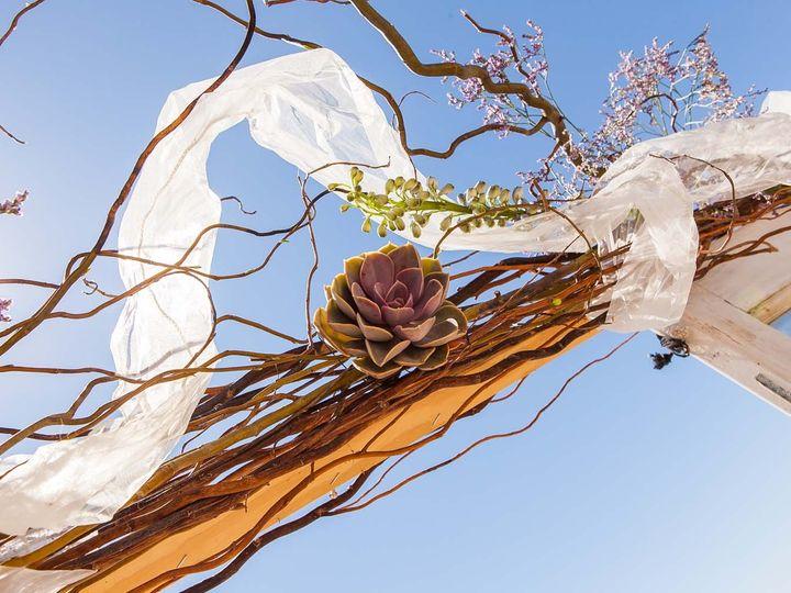 Tmx 1486506285858 Wedding Succulent Arch Santa Barbara, CA wedding planner