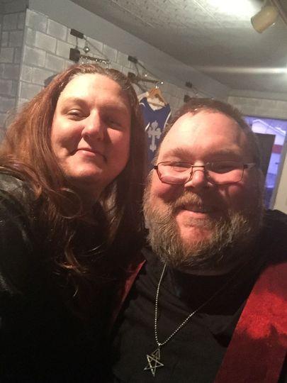 Rev's Lauraetta and Jamie