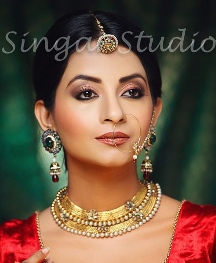 jodha akhbar makeup look
