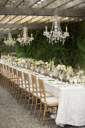 aaf74cdd0d7bf51f rustic vintage chic wedding tablescape