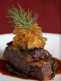 Guest choice up to 4 entrees chosen when your guests sit down. Consider a beef tenderloin with...