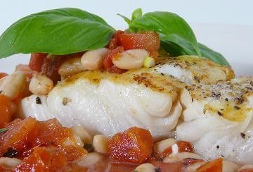Or mahi mahi with savory tomato confit could be another entree selection for guest choice tableside