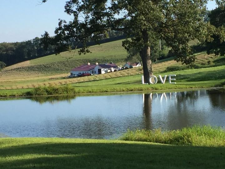 Pond and love