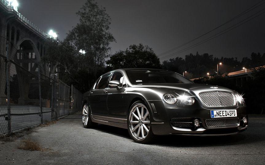 bentley continental flying spur 11