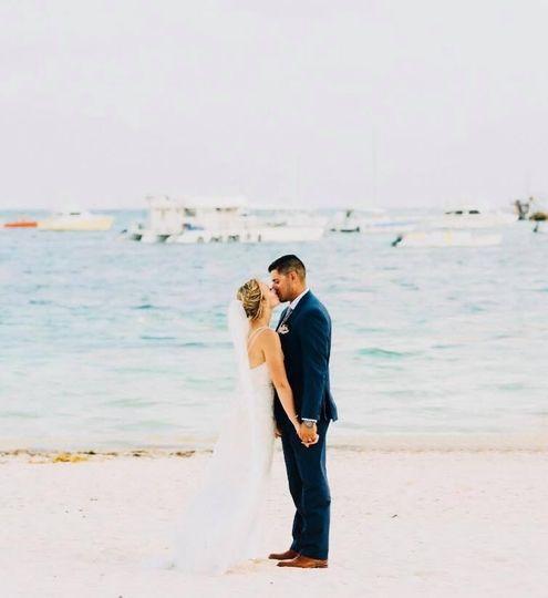 Martinez destination wedding