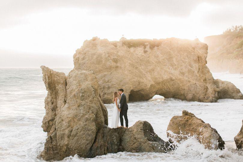 addceef929d5e39d El Matador Beach Wedding 2850