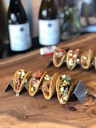 Carnitas Mini Tacos