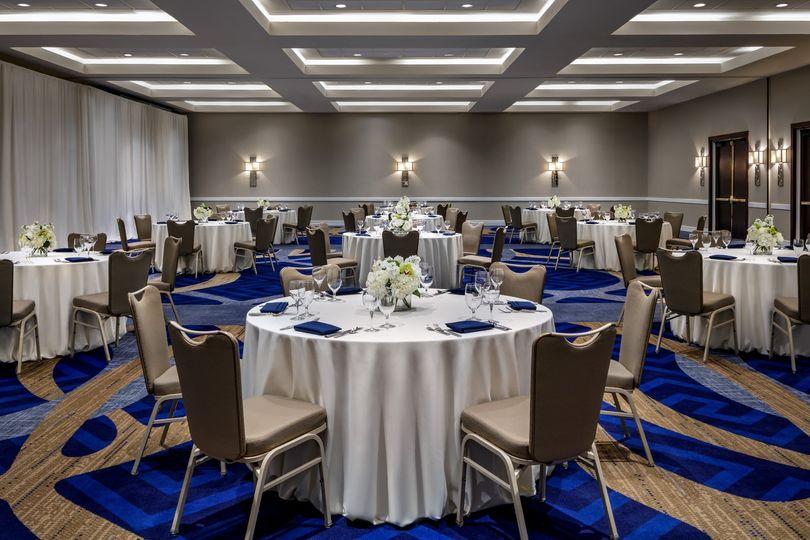 The regatta ballroom