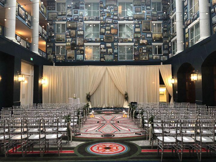Tmx Atrium Ceremony 51 167491 160296371699479 Annapolis, MD wedding venue