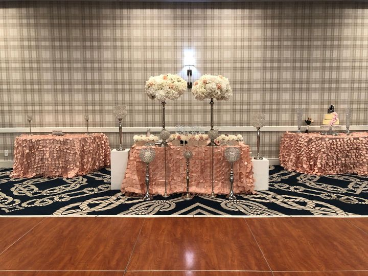 Tmx Ballroom Sweetheart Table 51 167491 1572380322 Annapolis, MD wedding venue