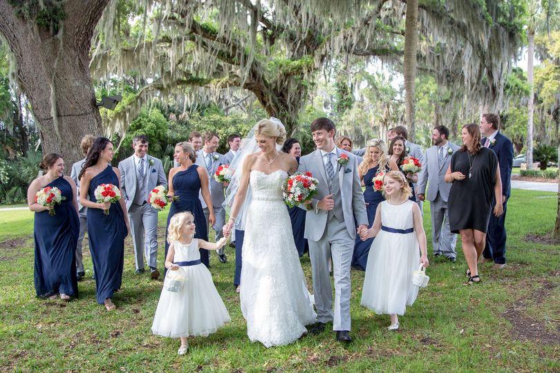 Jekyll Island Club Wedding