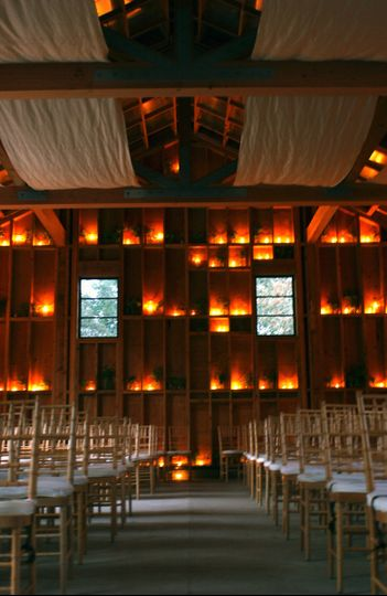 Wedding venue design