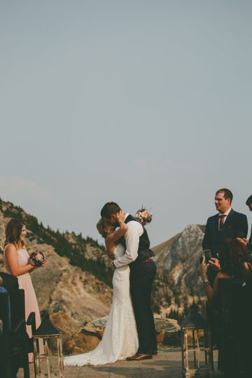 Kicking Horse Mountain Resort Reviews Amp Ratings Wedding Ceremony Amp Reception Venue British