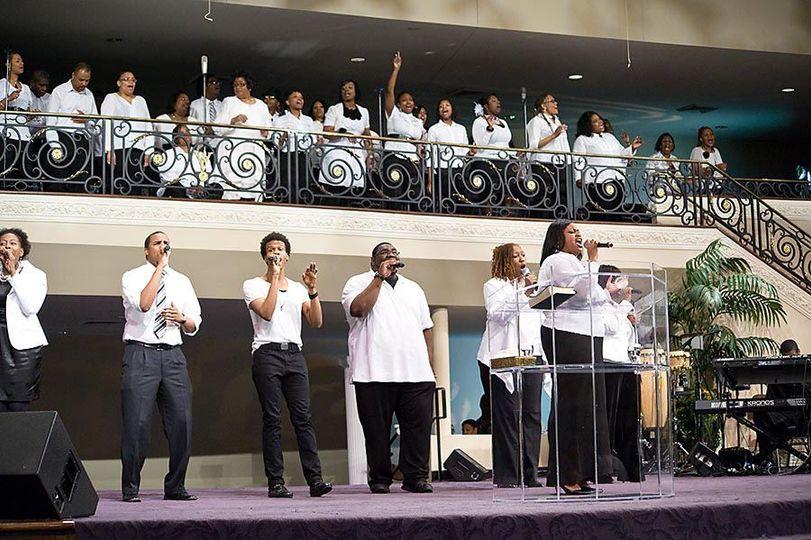 Praise and Worship leader
