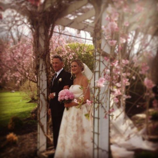 kelly corey wedding pic