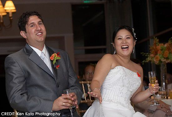 Jennifer and Uygar enjoy some of the great Entertainment Direction of Spencer Weddings and...