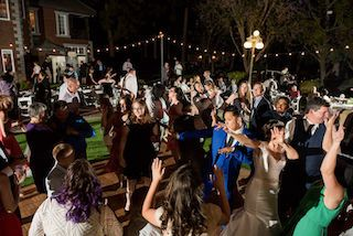 Interactive dances - we actually will get on the dance floor and teach your guests how to any...