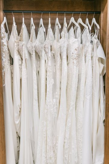 Gown Selection