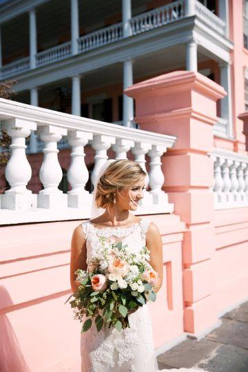 ashton brides bouquet