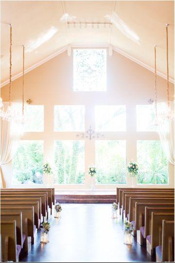 Chapel lighting