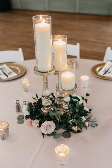 Candle Centerpiece