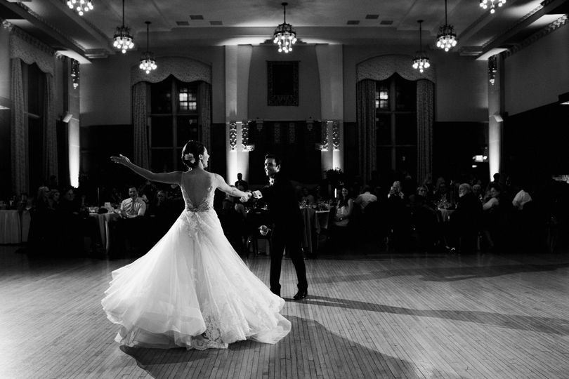 first dance at michigan union in ann arbor