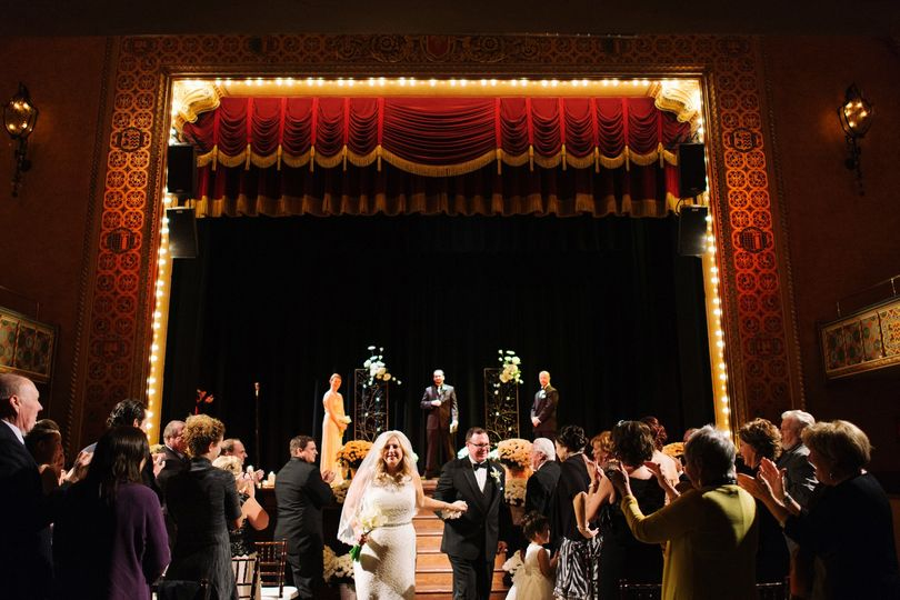 gem theater wedding in detroit