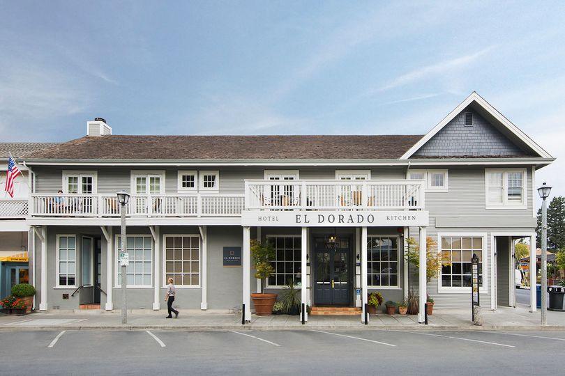 El Dorado Hotel & Kitchen - Venue - Sonoma, CA - WeddingWire